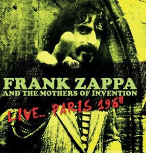 Frank Zappa & the Mothers of Invention - Live... Paris 1968