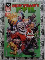 New Year's Evil (2019) DC - #1, Over-Sized 80Pgs, Vita Ayala/Dale Eaglesham, VF