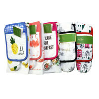 Kate Spade Kitchen Set Pot Holder Oven Mitt Towel ASSORTED STYLES Tropical