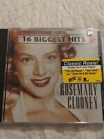 16 Biggest Hits of Rosemary Clooney. CD Like New