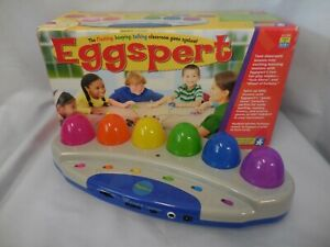 EGGSPERT - Educational Insights Classroom Quiz Buzzers - Elementary and Up