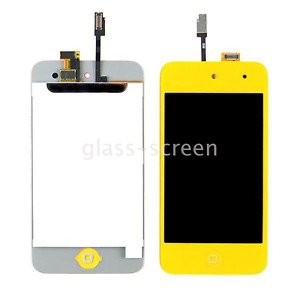 OEM iPod Touch 4th A1367 LCD Screen Digitizer Black White