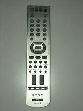 Genuine Sony RM-Y1104 LCD TV Remote Control
