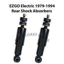 EZGO 1979'-1994' ELECTRIC Marathon Golf Cart Rear SHOCKS (2) 20279-G1, 21781G1