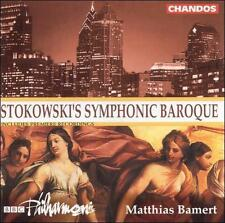 Stokowski's Symphonic Baroque, New Music