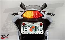 Kawasaki Ninja 300 SMOKED Integrated Taillight, Fender Eliminator, Plate Light