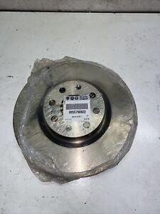 Fiat Grande Punto Front Brake Discs (Pair) - Genuine Original Fiat Part 55700922