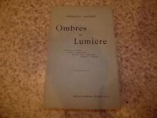 1910.Ombres et lumière.Fernand Laudet