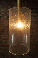 60er Plafonnier lampe à SUSPENSION mid-century Pendant design 1/5