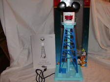 Lionel 6-84499 Disney Railroad Industrial Blinking Water Tower O 027 New 2017