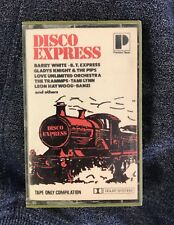 Disco Express Compilation Cassette Tape ZCPT 2003 Barry White, The Trammps etc