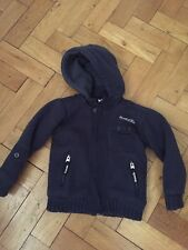 Baby Designer Navy BENCH Jacket With Hood - Boy - 18-24 Months
