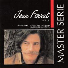 """CD ALBUM JEAN FERRAT  """"NUIT ET BROUILLARD"""" (MASTER SERIE VOLUME 1)"""