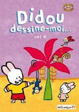 Didou dessine-moi... Vol. 6 DVD NEUF SOUS BLISTER