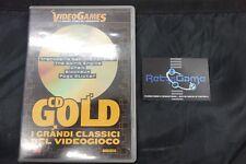 CD GOLD i classici del videogioco per PC originale vol 2 - 7 giochi in 1