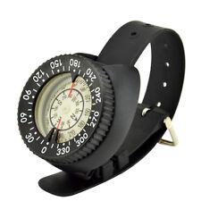 Waterproof Scuba Compass Wrist Console Navigation Gauge Dive Diving Accessories