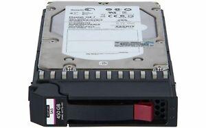 HP - 601776-001 - 450GB 15K 3.5 SAS HDD