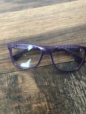 Ray Ban Violet Sunglasses RB4181 6034 Frames G19