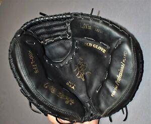 Rawlings Heart Hide Baseball Mitt Catchers Glove PRO-LTFB HOH RHT GOLD GLOVE VG