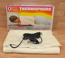 Genuine Vintage Battle Creek Thermophore (29641) Moist Heat Pack Blanket *READ*