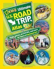 National Geographic Kids Ultimate Road Trip Atlas