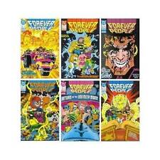 Dc Comics Forever People 1 - 6 Limited Series 1988 Modern Age