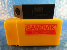 Sandvik Coromant QS-1616 HP, Stop for high precision coolant QS holding system
