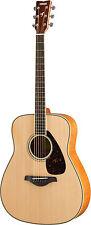 Yamaha FG840 Acoustic Guitar - Natural INCLUDES FREE STRAP