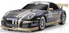 Tamiya 1-10 RC Porsche 911 gt3 Cup vip07 tt-01e incl. led delanteros + hint 300058407