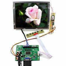 """VGA LCD Controller Board With 8.4"""" AA084VC03 640X480 LCD Screen"""