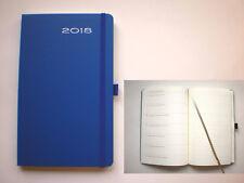 Agenda 2019 Notizkalender Buchkalender Kladde Terminbuch Timer ca. A5 blau