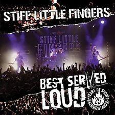 Best Served Loud-Live At Barrowland - 2 DISC SET - Stiff Litt (2017, Vinyl NEUF)