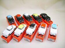 QUIRALU PORSCHE 356A (série complète de 10 voitures)