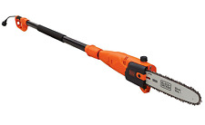 Pole Chain Saw Electric Pruner Trimmer 9.5 Ft 10 In Telescopic Power Tool Corded