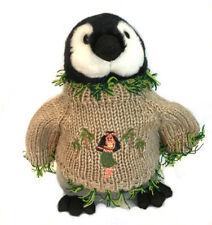 """Hula Penguin Plush (10"""" Tall)"""