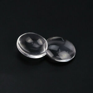 Dia. 12.7mm Quartz Plano-convex Optical Lens Magnifying Glass 3D VR Glasses Lens
