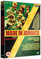 Made in Jamaica DVD (2010) Jerome Laperrousaz cert 15 ***NEW*** Amazing Value