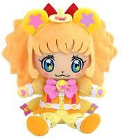 kb11 New Maho girls magic Precure Cure Friends Mofurun Plush Doll Bandai Japan