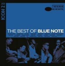 Various Icon The Best of Blue Note 2 Disc CD Blues Compilation Album 2014