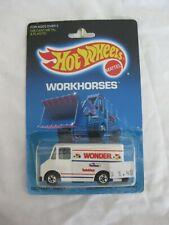 Hot Wheels 1989 Delivery Truck Wonder & Twinkies Variation Sealed In Card