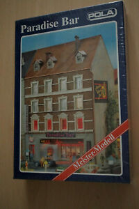 N 329 Pola - Paradise Bar - Bausatz in Folie - OVP & UNBENUTZT !!!