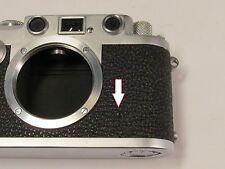2 screws set for Leica body 3f 3c 3b 3a 3 2 1a Repair parts Black