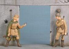 MASTER FIGHTER 1/48 SOVIET INFANTRY METAL SOLDIERS FIGURES FITS 1/43 1/50 CORGI