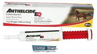Anthelcide Horse Wormer EQ Equine 24gm Wormer Paste De-Wormer Tube Horse