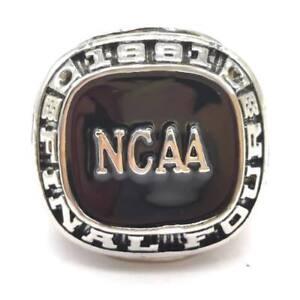 1991 North Carolina Tar Heels Men's Basketball Team Championship Ring