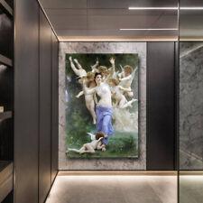 William Bouguereau The Invasion Art Canvas Print (31inx44in)