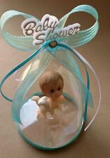 ~CAKE TOPPER~ for Baby shower, Blue, Favor, It's a boy, Announcement, Mom to be