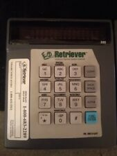 Retriever Tranz 330 Credit Card Terminal payment system