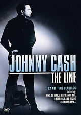 Johnny Cash The Line, Walking with a Leg DVD