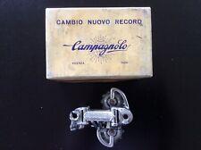 Campagnolo Nuovo Record rear derailleur no patent VGC for Colnago, Eddy Merckx.